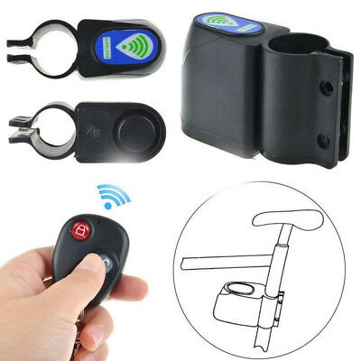 Bike Motorbike Motorcycle Remote Security Alarm Lock Anti Theft Remote Control