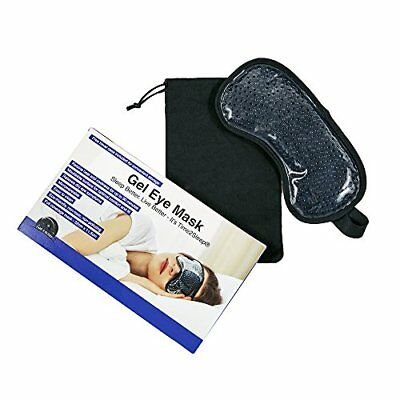 Time2Sleep Eye Mask with Warm and Cold Therapy for Blepharitis - Eye Mask with G