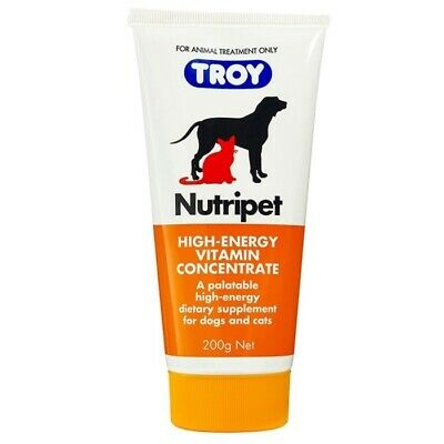 Troy Nutripet Vitamin & Energy Supplement for Cats & Dogs 200g