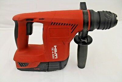 Hilti TE 4-A22 22V Cordless Rotary Hammer Drill with Battery and Charger