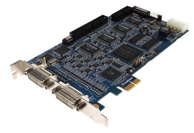 Geovision DVR 16 Kanal Video Capture Card // PCIe // PN: GV1480A