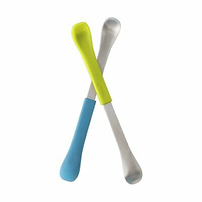 Boon Swap Baby Utensils,Blue/Green