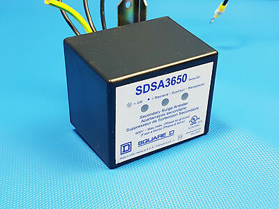 Square D SDSA3650 Secondary Surge Arrester Series 001 Inkl. MwSt.
