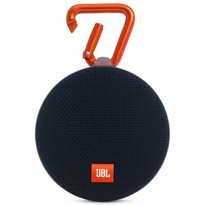 JBL Clip 2 Waterproof Portable Bluetooth Speaker Black JBLCLIP2BLKAM Demo Model