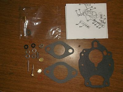 Farmall IH ECONOMY CARB KIT ZENITH 504 544 574 656 666 674 686 2544 3514