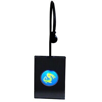 """DRAGON 3D Hologram Picture Lighted Desk Stand, Embossed Type Stereogram 5"""" x 7"""""""