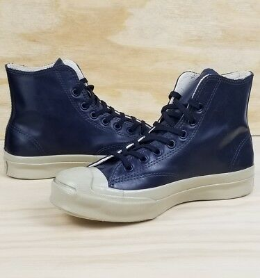 b1797ccc4671 Converse Jack Purcell Signature Rubber Hi Counter Climate Blue 153582C Mens  Size