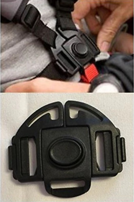 BOB RAMBLER Stroller 5-point Safety Harness Buckle Replacement Part Baby Child