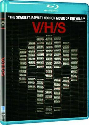 V/H/S [Blu-ray + DVD Combo Pack] New and Factory Sealed!!
