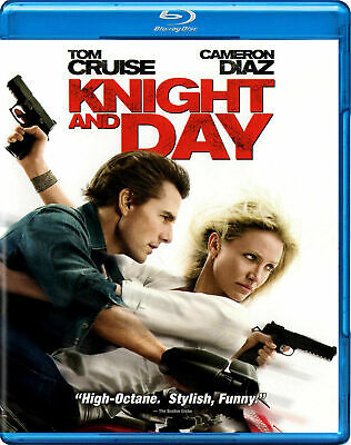 Knight and Day [Blu-ray] New and Factory Sealed!!