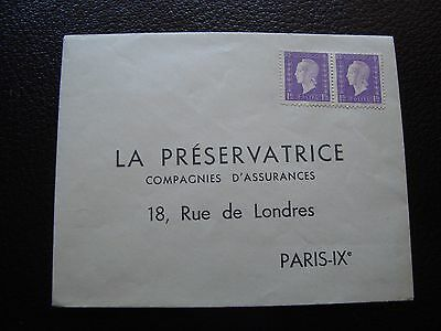 FRANCE - envelope not cancelled (cy99) french
