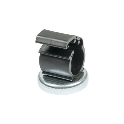 Magnetic Cable Clamp, 1/2 Inch Bundle, 26 lbs Load Rating