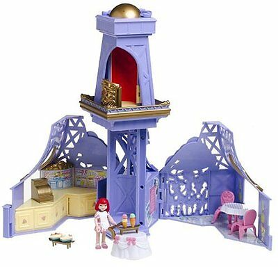 Madeline La Petite Eiffel Tower Deluxe Play Set by Learning Curve New & Sealed