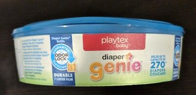 NEW Playtex Diaper Genie Refill 1-pack **Only 1 Refill Pack