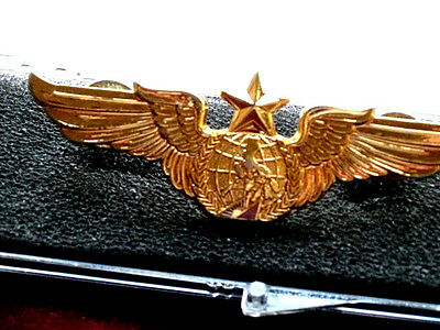 VINTAGE PHILIPPINE AIRLINES Pilot Wings - New/EX+ condition