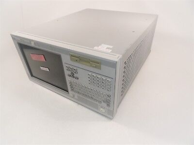 HP 16702A Logic Analysis System w/ Option 003 & 16610A Emulation Defective AS-IS