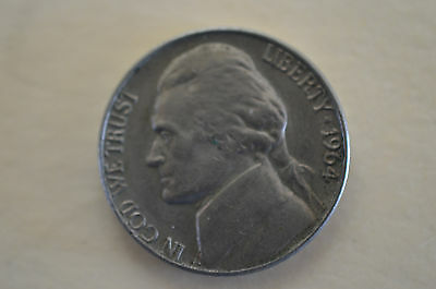 1964 Usa ----Five Cents