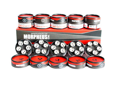 Genuine Morpheus TFV8/TFV12 Prince Baby coils FAR Better quality then SMOK