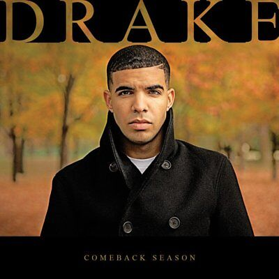 Drake - Comeback Season Mixtape CD OVO