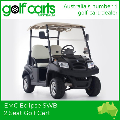 EMC Eclipse SWB 2 Seat Golf Cart