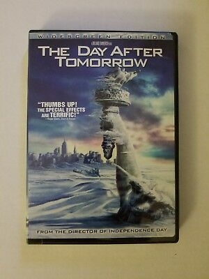 The Day After Tomorrow (DVD, 2010, Wide screen With IRC)