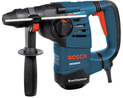 New Bosch 8 Amp Corded 1-1/8 in. SDS-plus Variable Speed Rotary Hammer Drill