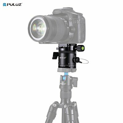 PULUZ Panoramic Indexing Rotator Ball Head With Quick Release Plate PU3510 BS