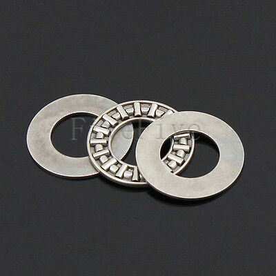 NTA Series Axial Needle Roller Thrust Bearings with Two Washers NTA411- NTA1423
