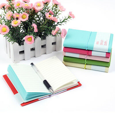 Cute Mini Diary Notebook Journal Memo Notebook Portable Smile Smiley Paper Note