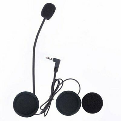 Hot V4/V6 Wired Motorcycle Bluetooth Helmet Intercom Headset Speaker with Mic