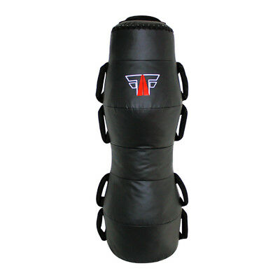 FOX-FIGHT MMA Dummy Video Box Dummy Wurfpuppe Boxpuppe Boxsack Grappling