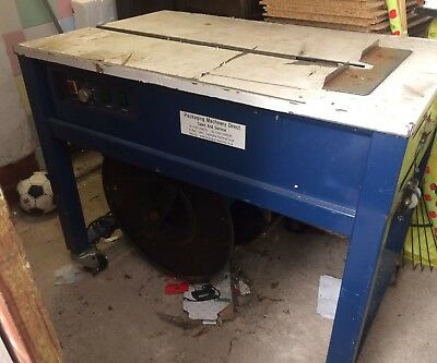 Strapping Machine, Semi Automatic,Banding Machine,Good Condition,Collection Only
