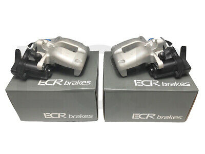 2 x VW Passat 3C 2005-2007 Rear Brake Calipers with Electric servo