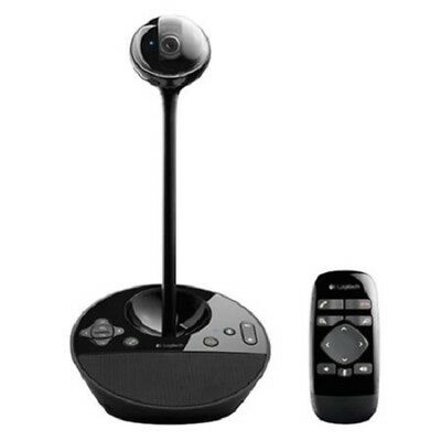 Logitech BCC950 Conference/Business Camera Web Cam, Full HD - OFFICIAL UK STOCK