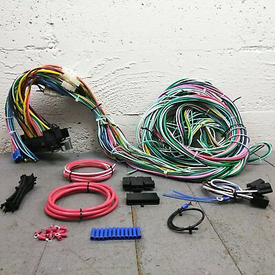 1968 Corvette Engine Wiring Harness New 19800 Picclick. 1968 1979 Corvette Wire Harness Upgrade Kit Fits Painless Plete Circuit New. Corvette. 1979 Corvette Wire Harness At Scoala.co