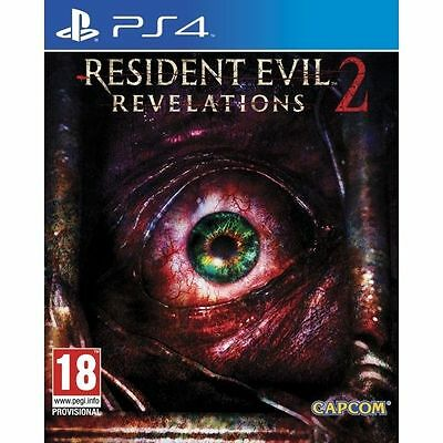 Resident Evil Revelations 2 (PS4) - MINT - 1st Class FAST & FREE Delivery