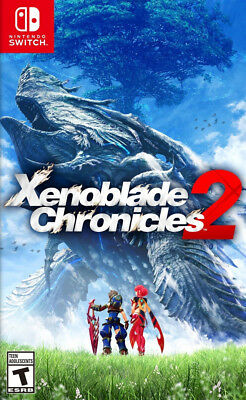 Xenoblade Chronicles 2 Switch [Factory Refurbished]