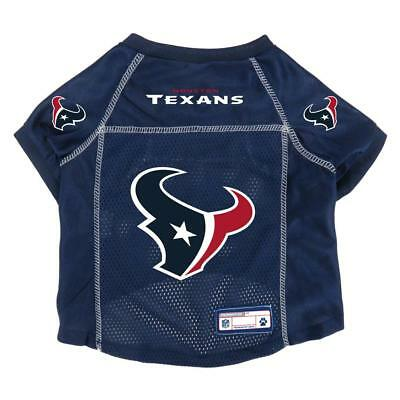 Houston Texans Extra Large Pet Jersey [NEW] NFL Dog Puppy Shirt Clothes