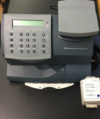 Pitney Bowes DM50 Franking machine free ink cartridges included