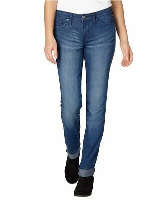 Calvin Klein Jeans Ladies' Ultimate Skinny Jean, Blue, Size 4x30, NWT