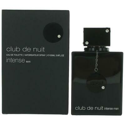 Club De Nuit Intense Cologne for Men 3.6 oz EDT Spray New in Sealed Box