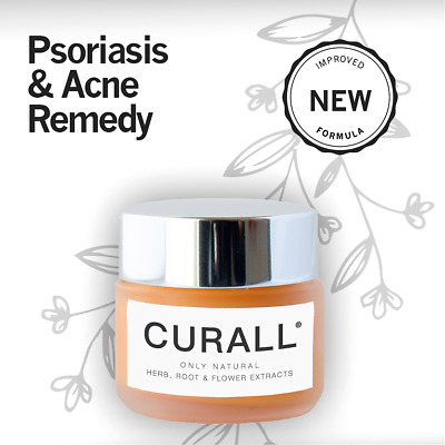 Curall 100% Natural Soothing Gel for Mosquito Bites Stings Prickly Heat Blisters