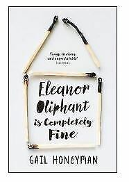 NEW..Eleanor Oliphant is Completely Fine By Gail Honeyman  L2349