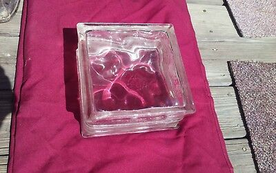Pittsburgh Corning Glass Cube Blocks $2.00 each!!