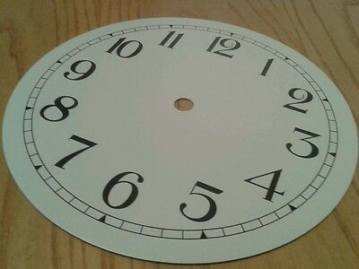 Clock Dial 178mm Arabic numerals