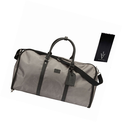 7285ba6402 2 IN 1 Convertible Travel Garment Bag Carry On Suit Bag Luggage ...