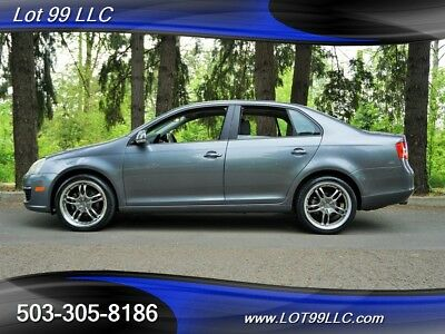 Jetta Value Edition 61K Low Miles 1 Owner 5 Speed Manual