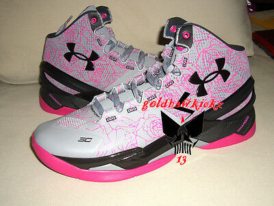 6ff53406be28 Under Armour Curry 2 Mothers Day mother s day Steel Topic Pink MVP warriors  GSW