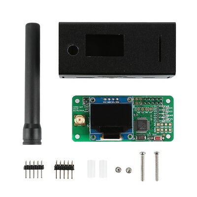 MMDVM Hotspot Module with OLED and Antenna Case fr Raspberry pi Walkie Talkie PP