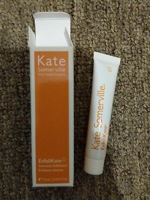 Kate Somerville Exfolikate Exfoliating Intense Treatment 7.5ml Scrub Brighten